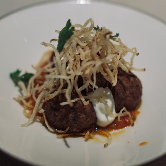 Mediterranean menu at Vasili's Kitchen